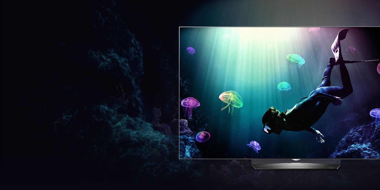LG OLED TV Advert