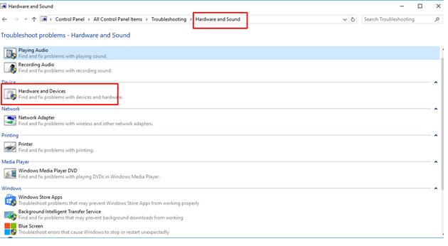 External hard disk not detecting windows 10