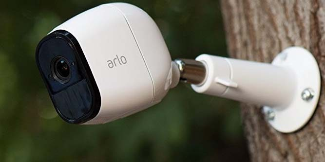 Arlo Pro camera is not streaming live