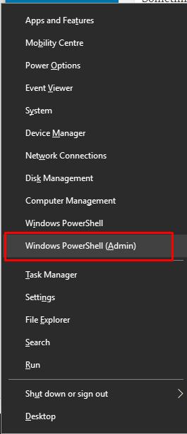 Windows 10 Error code 0x800706d9