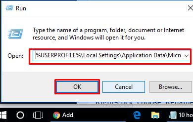How to fix MSN error code 0x85ad6188