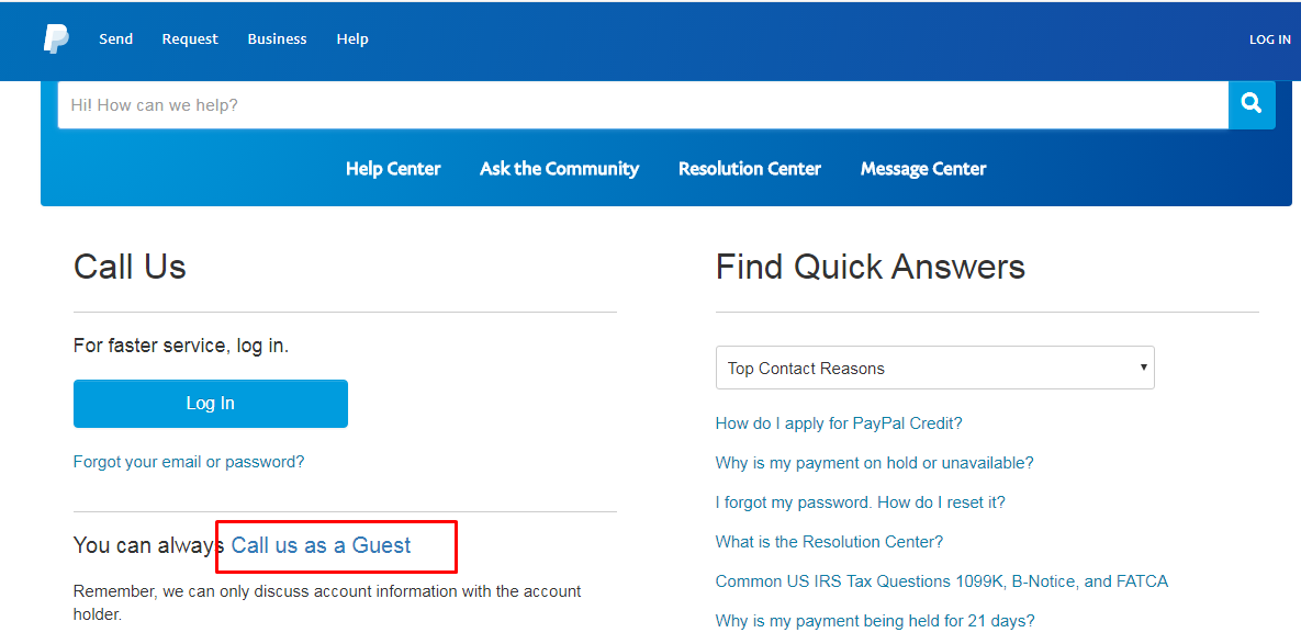 Fake PayPal asks to verify transactions