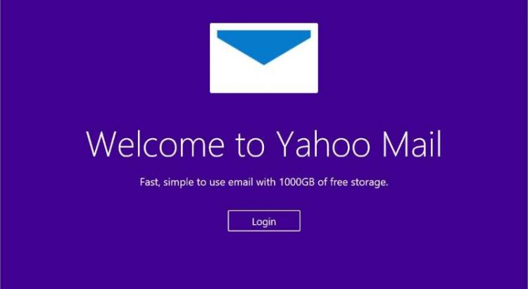 How should I read my old emails in yahoomail