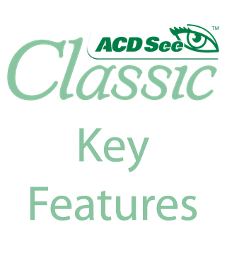 acdsee support key features